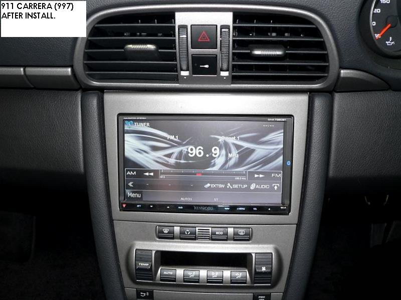 Bose Speakers For Cars >> SAT NAV / Bluetooth Phone / IPOD / MP3 / CD / DVD - For Your Porsche - Autohaus Hamilton