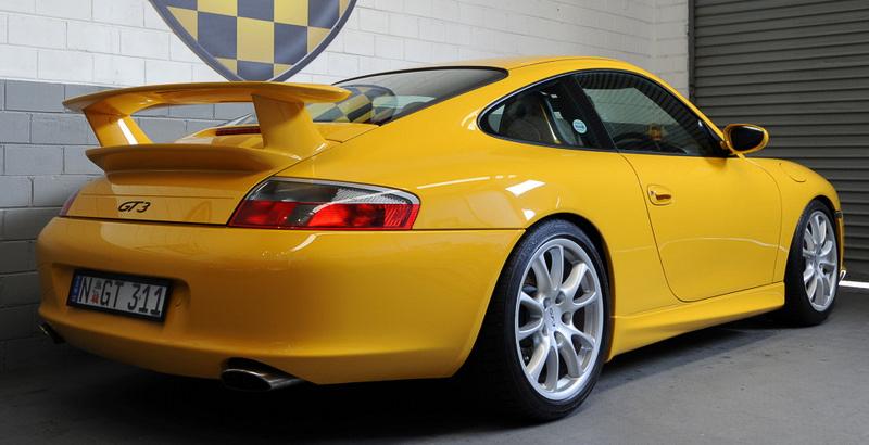 Coming Soon Porsche 996 Gt3 Autohaus Hamilton