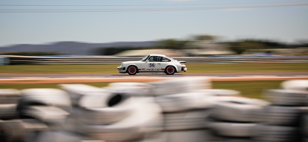 Porsche Historics at Wakefield Park