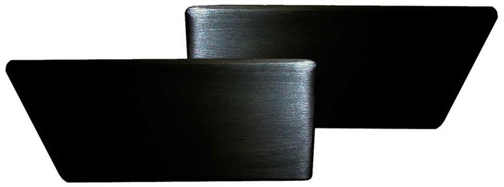 Black Alu Door Handles 911 to 1989