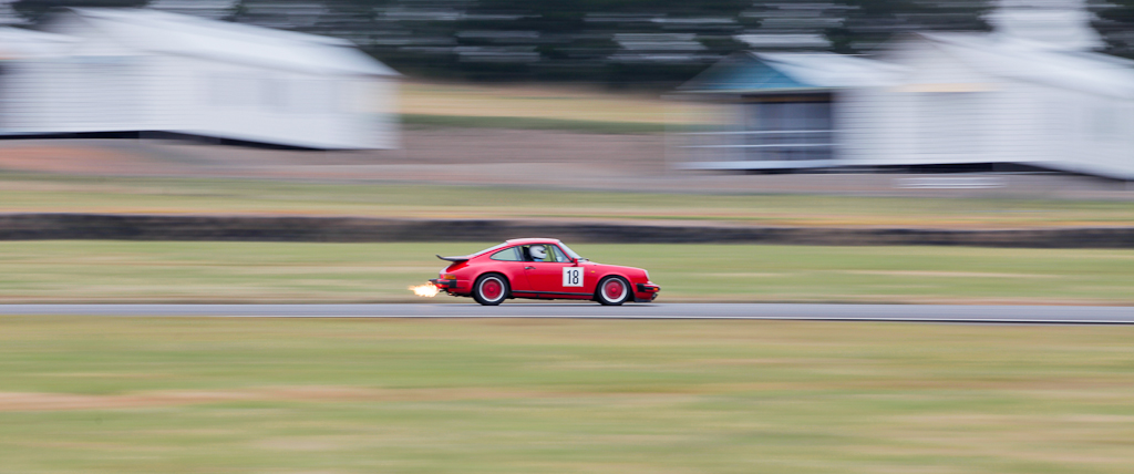 Wakefield Park Porsche Supersprint