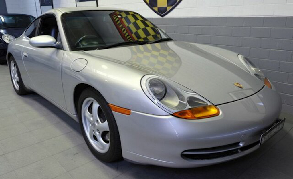 For Sale 1998 Porsche 911 Carrera Coupe Autohaus Hamilton