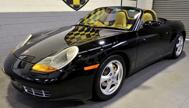 for sale 1999 porsche boxster roadster autohaus hamilton. Black Bedroom Furniture Sets. Home Design Ideas