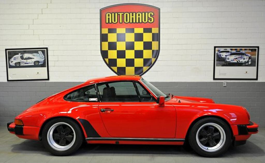 For Sale: 1978 Porsche 911 SC Coupe - Autohaus Hamilton