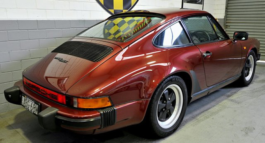 For Sale 1983 Porsche 911 Sc Coupe Autohaus Hamilton